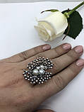 Комплект серебряных украшений  Николета от Ирида-В, фото 4