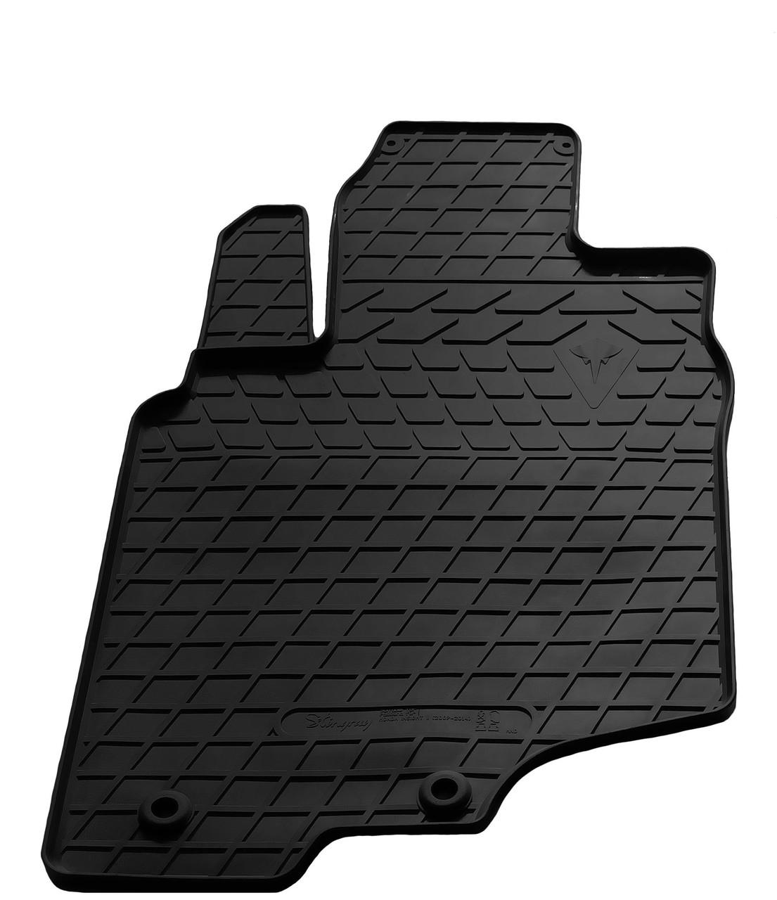 Водительский резиновый коврик для HONDA Insight II 2009-2014 Stingray