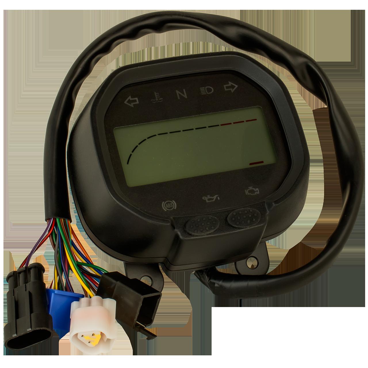 LX300-6H 300AC Панель приладів LCD, рідкокристалічний спідометр VOGE AC6 - 281371413-0001