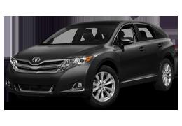 Килимок в багажник для Toyota (Тойота) Venza 2008-2015