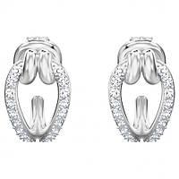 Серебряные Swarovski cерьги Lifelong 5390814, фото 1