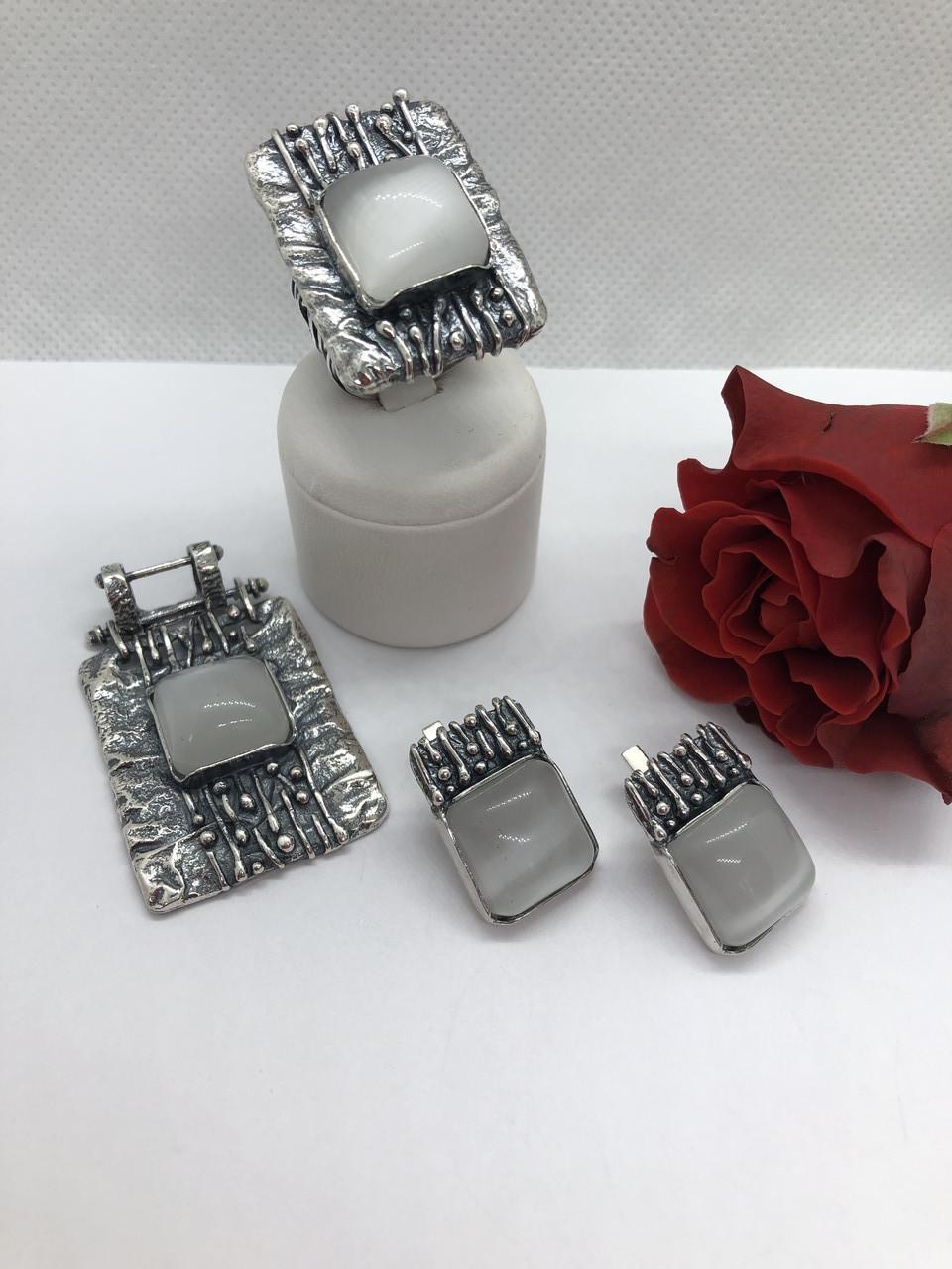 Комплект серебряных украшений Орфей от Ирида-В