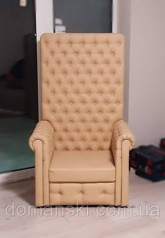 Кресло в кафе, для дома, офиса, для салона, парикмахерской, для студии., фото 2