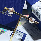 Серебряные серьги Swarovski Iconic Swan 5215037, фото 7