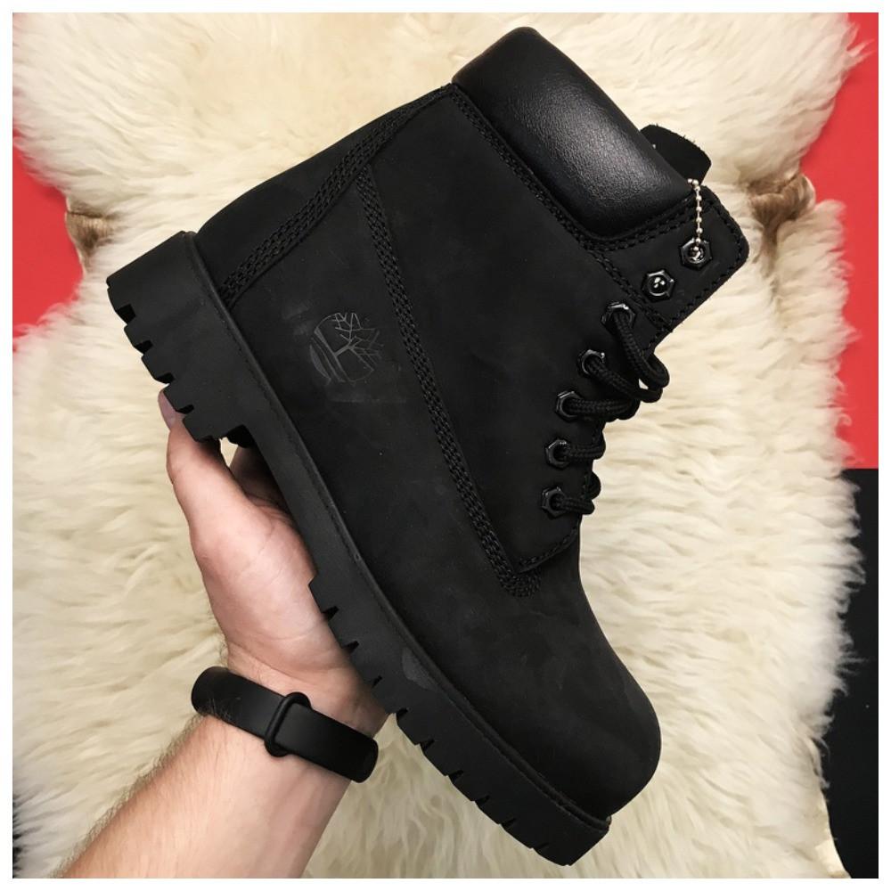 Ботинки Timberland Black осень-зима, осенние ботинки тимберленд осінні черевики тімберленд зимние Timberland