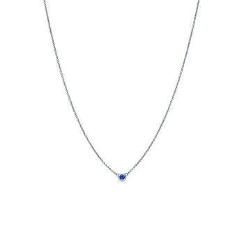 Срібна підвіска Elsa Peretti Tiffany & Co