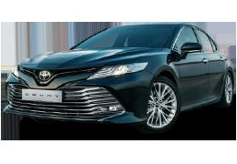 Килимок в багажник для Toyota (Тойота) Camry XV70 2017+