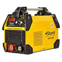 Cвароч инвертор Sturm AW97I310DP 310 А, 160-250 В, эл 1.6-5 мм 60%, 5.3 кг,  дисплей проф