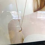 Серебряное ожерелье Swarovski STARRY NIGHT 5483536, фото 5