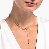 Серебряное ожерелье Swarovski Infinity 48.5347.5  5521346, фото 2