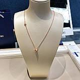 Серебряное ожерелье Swarovski Infinity 48.5347.5  5521346, фото 8