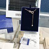Серебряное ожерелье Swarovski Infinity 48.5347.5  5521346, фото 9