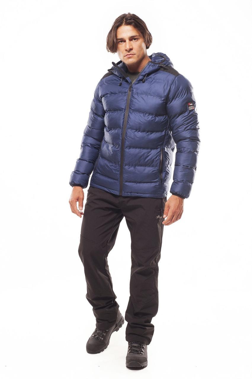 Зимний мужской пуховик Alpine Crown Felix ACJ-190706-003 синий