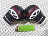 """Подвеска боксерские перчатки """"peugeot""""  Сувенирные перчатки на подарок Мужской подарок в авто, фото 2"""