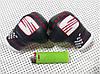 """Подвеска боксерские перчатки """"Skoda"""" Сувенирный подарок для мужчины, фото 6"""