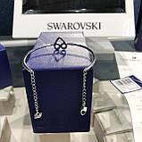 Срібний браслет Swarovski MY HERO 5490501, фото 8
