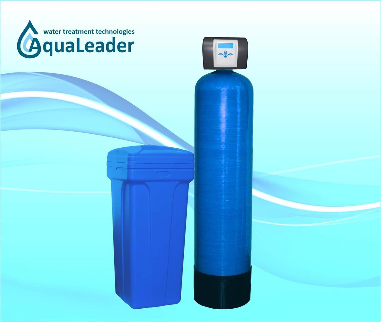 Пом'якшувач води AquaLeader FS50 Premium