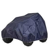 """Чехол на детский электромобиль """"CAR COVER"""" (ТИП 3, размер от 116-66-51 до 147-97-65 см), для джипов."""