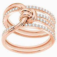 Серебряное кольцо Swarovski 5412071, фото 1