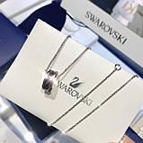 Серебряное ожерелье Swarovski ALTO 5427142, фото 6