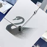 Серебряное ожерелье Swarovski ALTO 5427142, фото 7