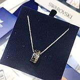 Серебряное ожерелье Swarovski ALTO 5427142, фото 8