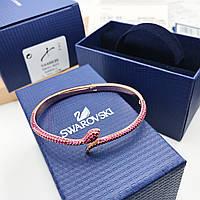 Серебряный браслет Swarovski Leslie 5448835, фото 1