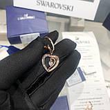 Срібні сережки Starry Night Swarovski 5484016, фото 5