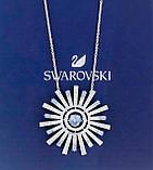 Срібна підвіска Sunshine Anniversary Swarovski 5536731, фото 2