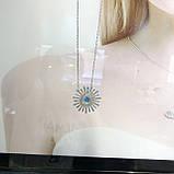 Срібна підвіска Sunshine Anniversary Swarovski 5536731, фото 4