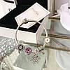 Серебряный набор Pandora (браслет+шармы)