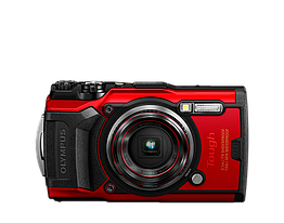 Фотоаппарат Olympus Tough TG-6 Red