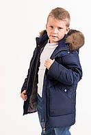 Дитяча зимова куртка для хлопчика X-Woyz DT-8279, фото 1