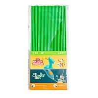 Набор стержней для 3D ручки 3Doodler Start (24шт, зеленые) 3DS-ECO07-GREEN-24