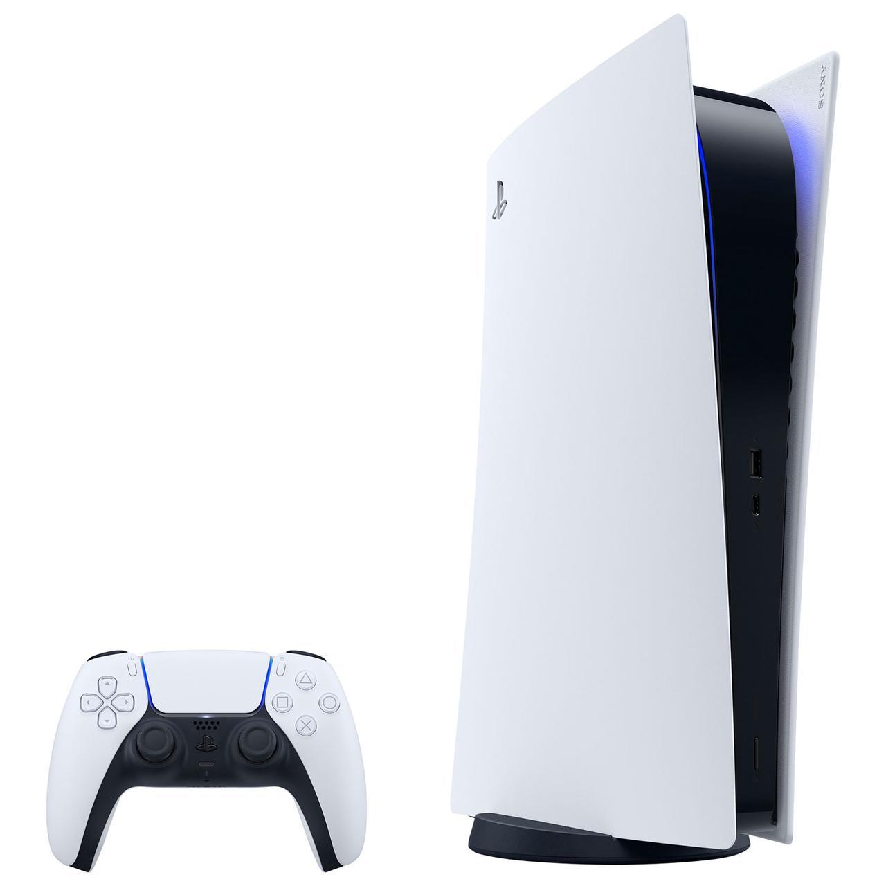 Игровая приставка PlayStation 5 DIGITAL EDITION