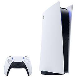 Ігрова приставка PlayStation 5 DIGITAL EDITION