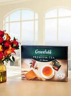 Подарочный набор Чая Greenfield Premium Collecton, 24 вида чая, 96 пакетиков, фото 1