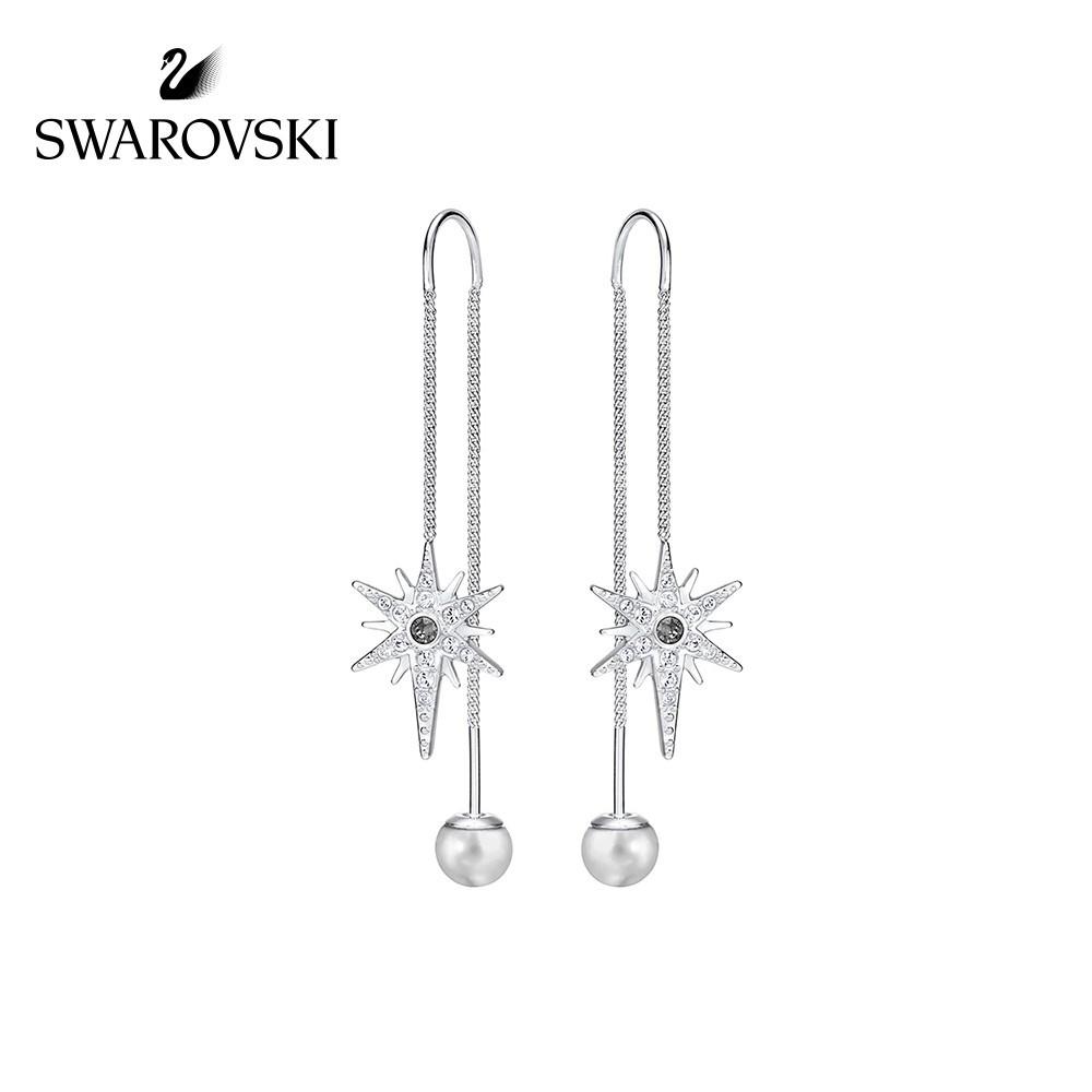Срібні сережки Swarovski Symbolic 5494344