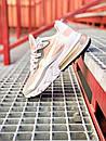 Кроссовки женские Nike 270 React White Light Pink Grey, фото 4