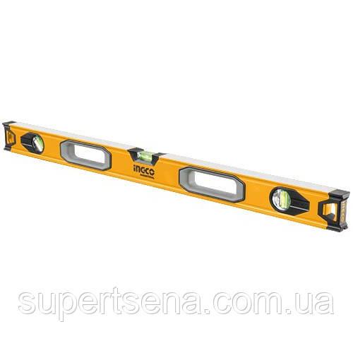 Будівельний алюмінієвий рівень 200 см INGCO HSL08200 INDUSTRIAL