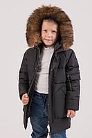 Детская зимняя куртка для мальчика X-Woyz DT-8279, фото 1