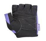 Перчатки для фитнеса и тяжелой атлетики Power System Pro Grip PS-2250 XS Purple, фото 2