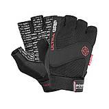 Перчатки для фитнеса и тяжелой атлетики Power System Ultra Grip PS-2400 XL Black, фото 5