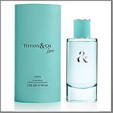 Tiffany & Co Love For Her парфюмированная вода 90 ml. (Тиффани и Ко Любовь к ней)