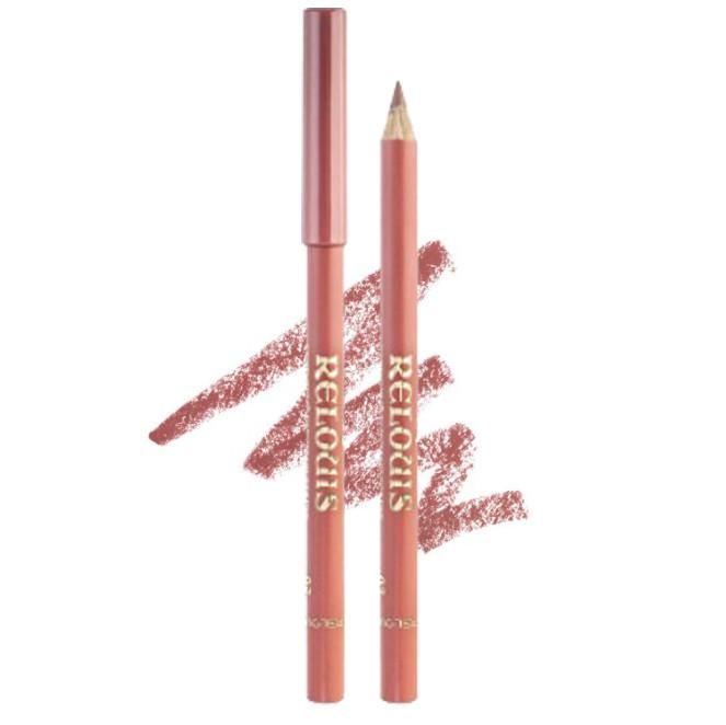 Контурний олівець для губ Relouis з вітаміном Е 1.13 р № 02