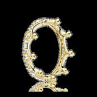 """Серебряное кольцо Pandora """"Корона"""" 167119CZ, фото 1"""