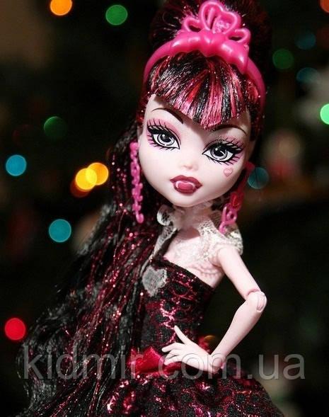 Кукла Monster High Дракулаура (Draculaura) Сладкие 1600 Монстер Хай Школа монстров