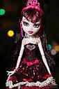 Кукла Monster High Дракулаура (Draculaura) Сладкие 1600 Монстер Хай Школа монстров, фото 2
