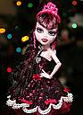 Кукла Monster High Дракулаура (Draculaura) Сладкие 1600 Монстер Хай Школа монстров, фото 3