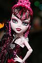 Кукла Monster High Дракулаура (Draculaura) Сладкие 1600 Монстер Хай Школа монстров, фото 4